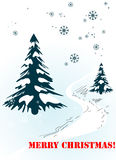Christmas theme Royalty Free Stock Image