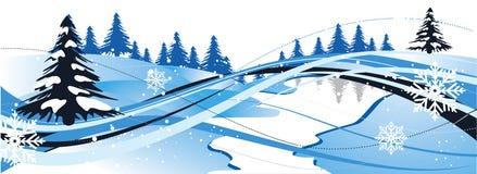 Christmas theme. Abstract christmas background. Vector illustration. Suits well for Christmas postcard Stock Photography
