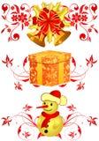Christmas theme Stock Photography