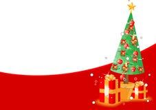 Christmas theme background Stock Image