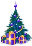 Christmas theme background Royalty Free Stock Image