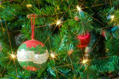 Christmas Theme Background Stock Photos