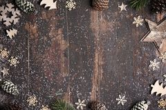 Christmas theme background stock photography