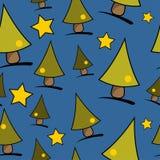 Christmas theme blue background Stock Photo