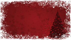 Christmas theme frame Royalty Free Stock Photography
