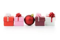 Christmas theme Stock Image