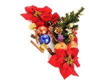 Christmas things Stock Images