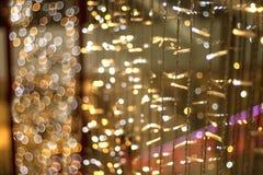 Christmas threads decoration Stock Photos