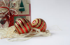 Christmas-tide Stock Images