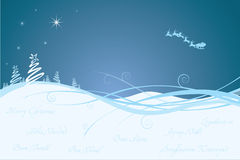 Christmas Time. Element for design,  illustration Royalty Free Stock Image