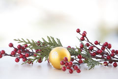Christmas time background Stock Photography