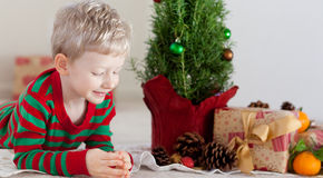 Christmas time Royalty Free Stock Image
