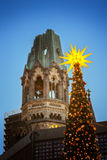 Christmas time in Berlin Royalty Free Stock Photography