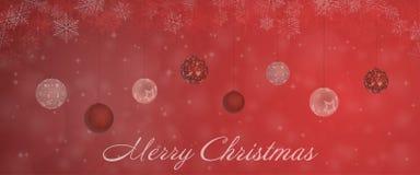 Christmas time - bowls Stock Photo