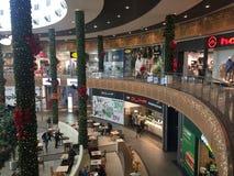 Jantar Slupsk mall centre, Poland Stock Photos