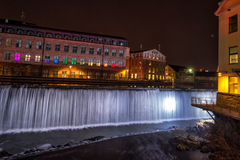 Free Christmas Time In Norrkoping, Sweden Royalty Free Stock Image - 36494696