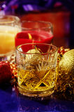 Christmas time...my best drink time Stock Images