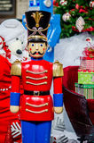 Christmas time Nutcracker Royalty Free Stock Image