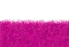 Christmas tinsel texture background Stock Photography
