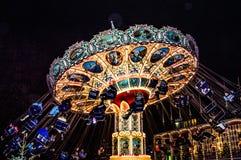 Christmas in Tivoli Royalty Free Stock Photo
