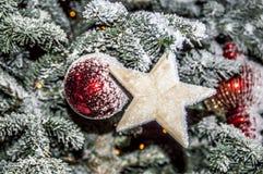 Christmas in Tivoli Stock Images
