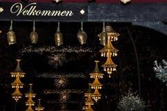 Christmas in Tivoli Stock Image