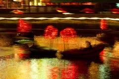 Christmas at the Tivoli in Copenhagen Royalty Free Stock Photography