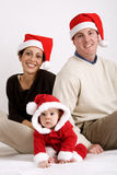Christmas togetherness Stock Photos