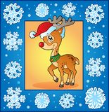 Christmas topic greeting card 2 Royalty Free Stock Photo