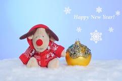 Christmas toy Royalty Free Stock Photos