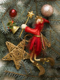 Christmas toy Stock Image