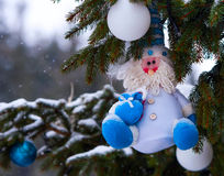 Christmas toy Royalty Free Stock Image