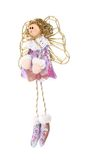 Christmas toy angel. Royalty Free Stock Image