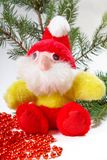 Christmas Toy Gnome Stock Photos
