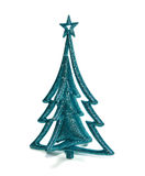 Christmas toy isolated Royalty Free Stock Images