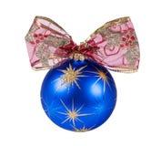 Christmas toy isolated on white background Stock Image