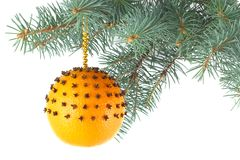 Christmas Toy pomander Stock Images