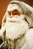 Christmas toy - Santa Claus. New Year's toys what to make a holiday is brighter royalty free stock photo