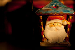 Christmas toy Santa Claus Stock Photography