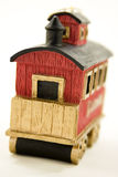 Christmas Toy Train Royalty Free Stock Photos