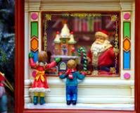 Christmas toy world Royalty Free Stock Photos