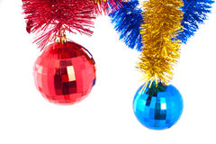 Christmas toys Stock Photos