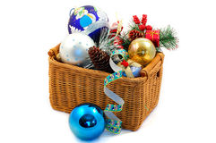 Christmas Toys Royalty Free Stock Image