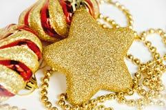 Christmas toys Royalty Free Stock Photo