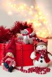 Christmas Toys Royalty Free Stock Image