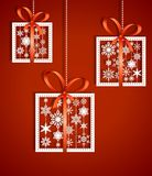 Christmas toys stock illustration