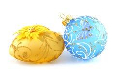 Christmas toys. Presents, family, pine, shiny Stock Photos