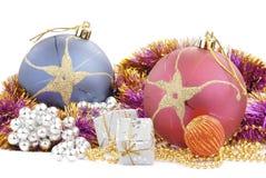 Christmas Toys Royalty Free Stock Photos