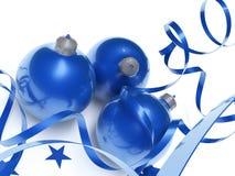 christmas toys Στοκ εικόνα με δικαίωμα ελεύθερης χρήσης