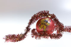 Christmas Toys. Close up Image of Christmas toys royalty free stock photography